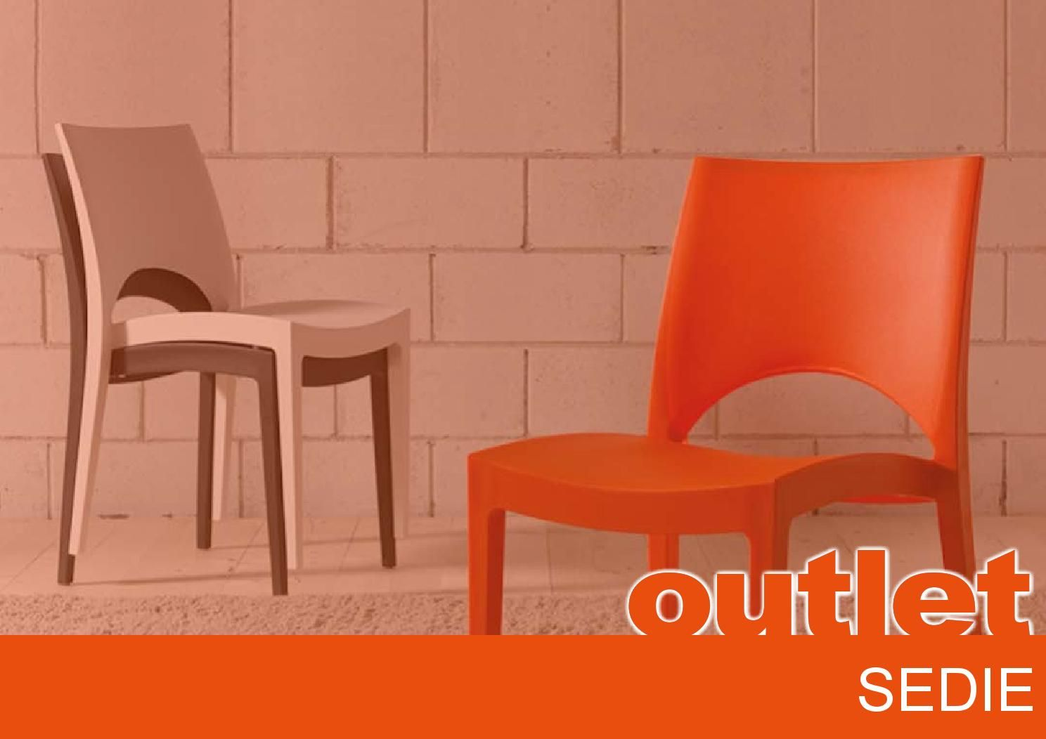 Asta Mobili Outlet Sedie | Outlets