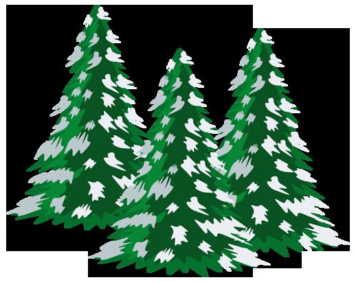 Zielony Sniezny Drzewo Png Clipart Snowy Trees Christmas Prints Tree