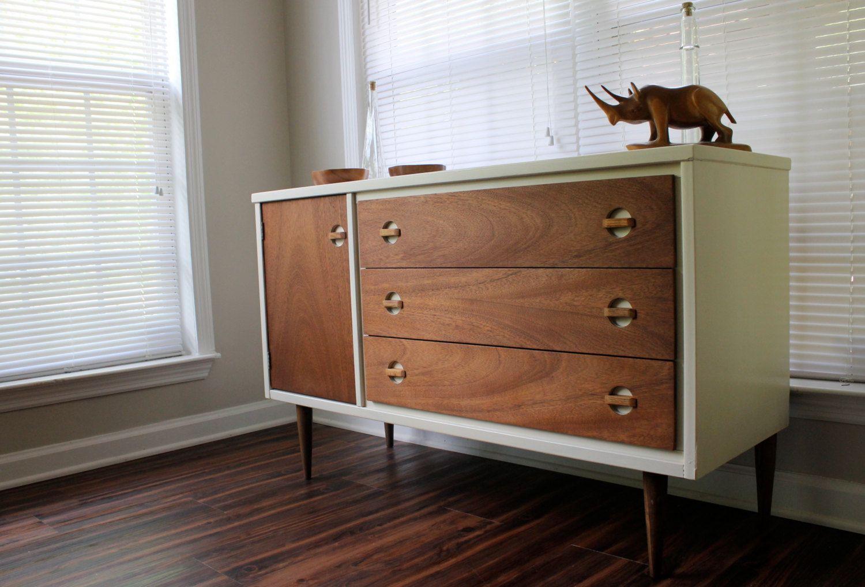 Mid Century Danish Dresser By Revitalizedartistry On Etsy
