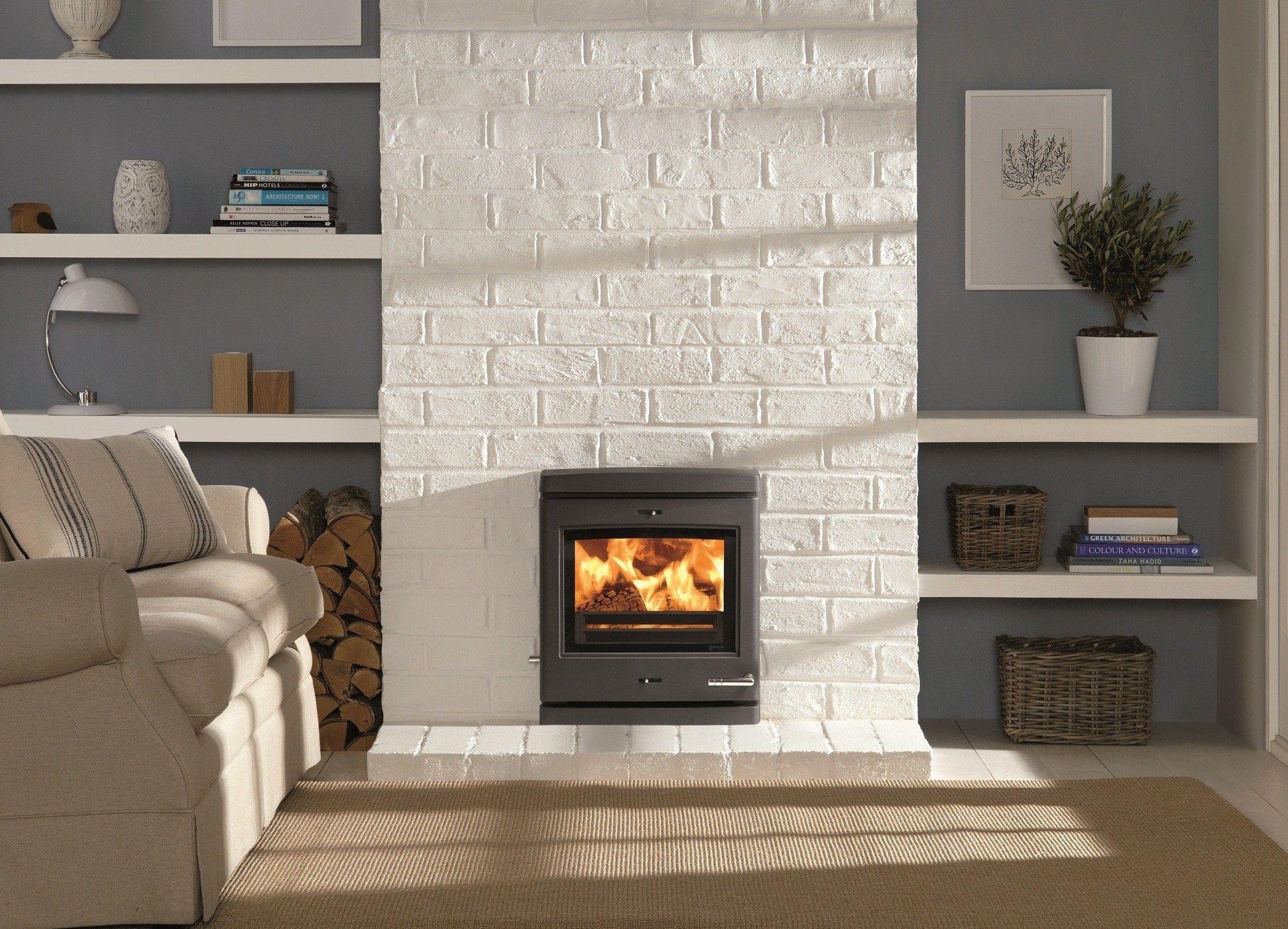 камины электрические с эффектом живого пламени 3д