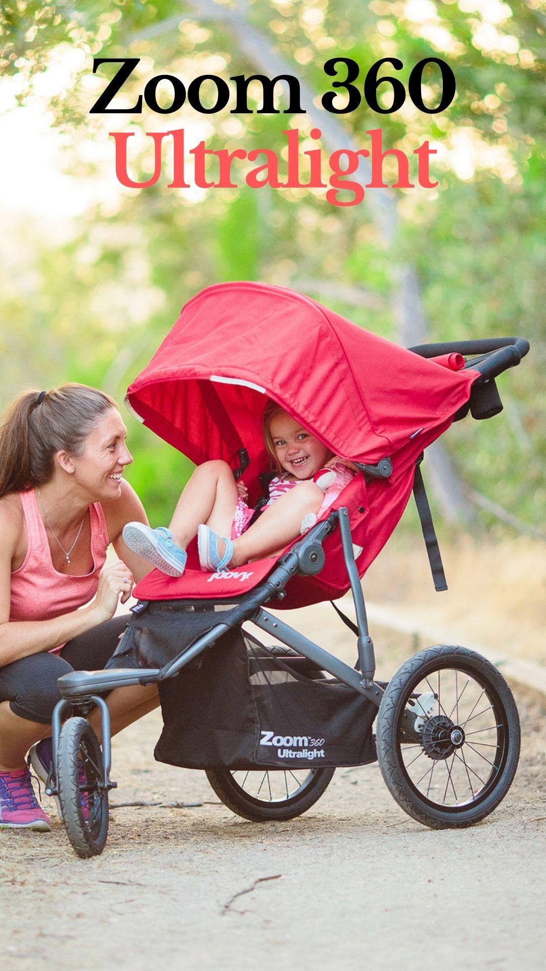 Zoom 360 Ultralight Jogging stroller, Strollers at