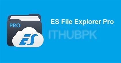 es file explorer pro apk full