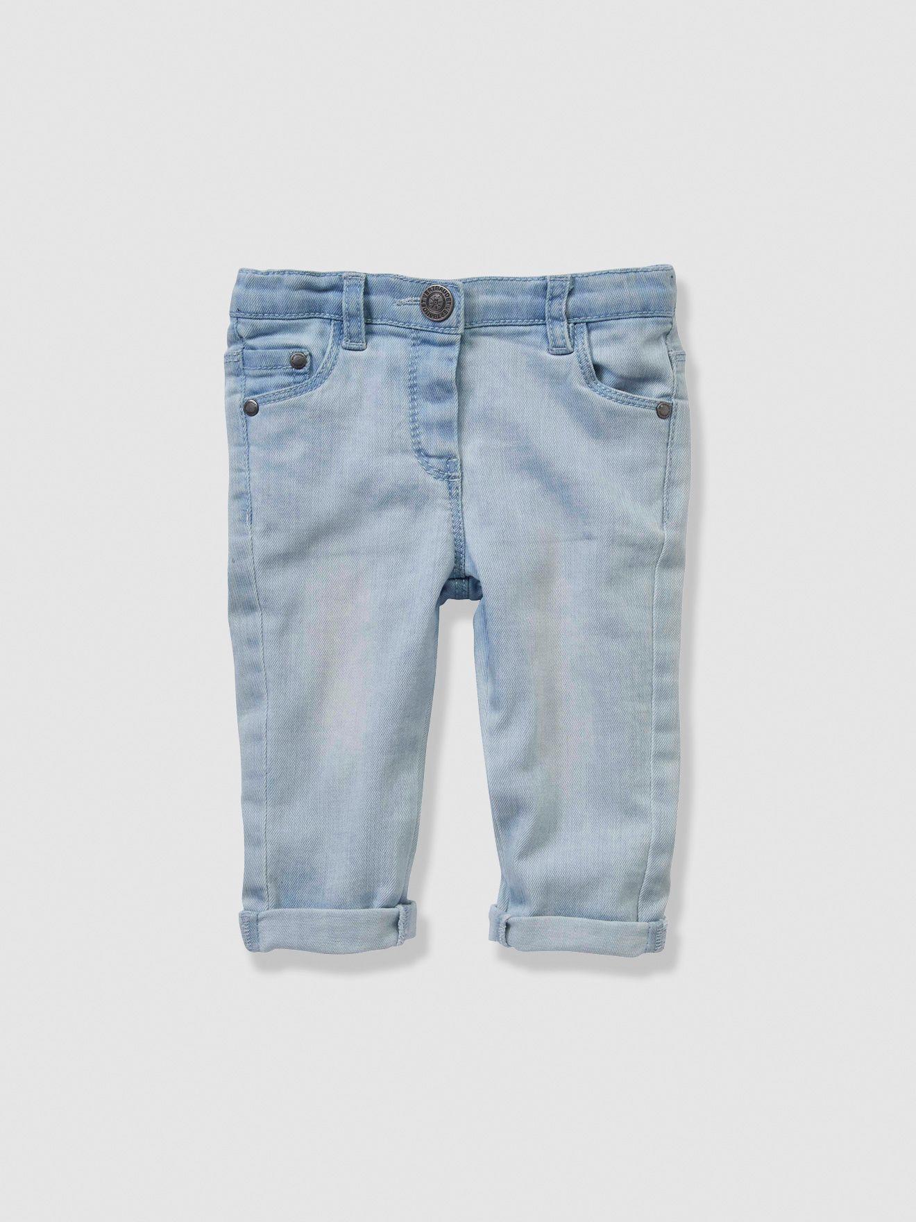 50c7a20c8e Slim bébé en jean, Bébé 0-36 mois | Kids | Slim fit trousers ...