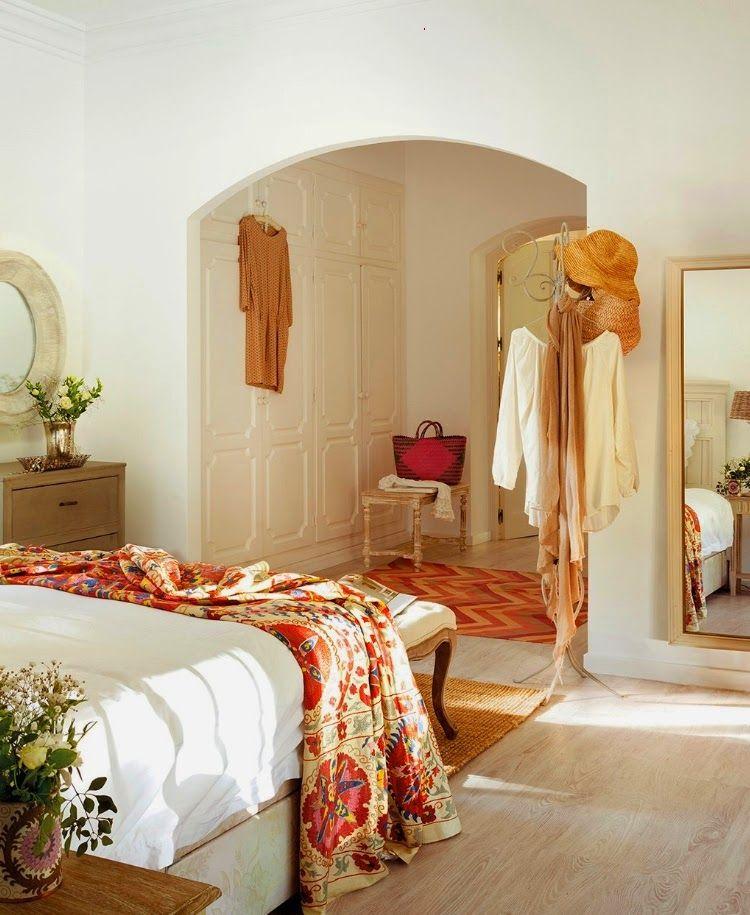 Shabby and Charme: Una bellissima casa spagnola | Idee per ...