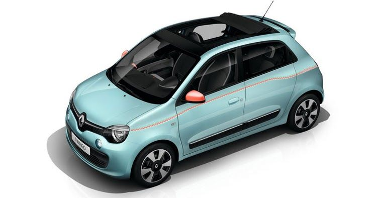 Renault Twingo Hipanema Offers A Taste Of Brazil Car Girls