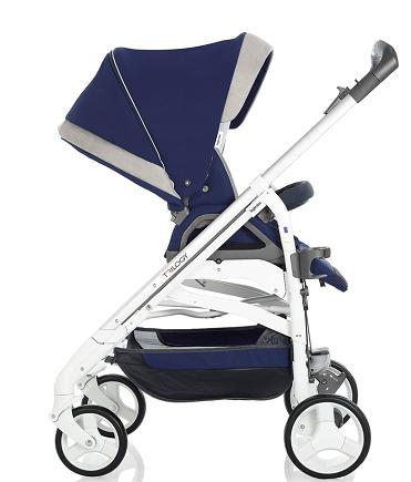 Inglesina Trilogy Stroller Review Stroller is of parents