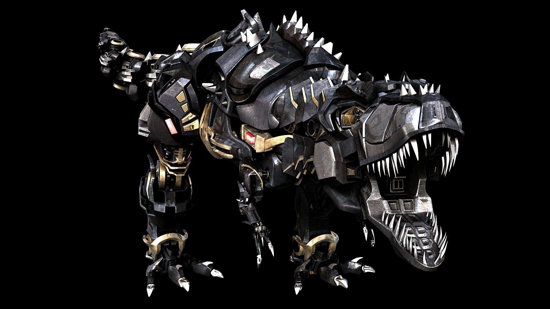 Dinobots Hd Desktop