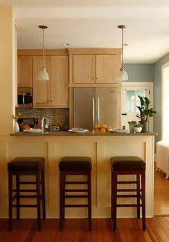 Room · Kitchen Design Open Space Townhome ...
