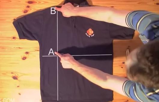 Cómo Doblar Cualquier Camiseta En Menos De 2 Segundos Como Doblar Una Camisa Doblar Camisas Doblar Camiseta