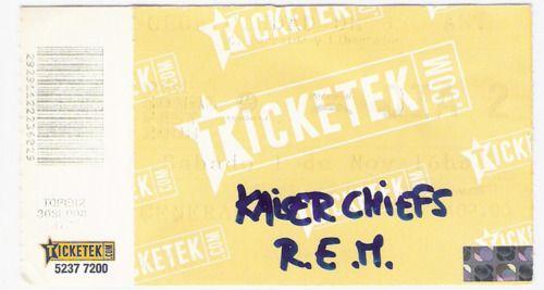R.E.M. - Kaiser Chiefs
