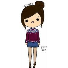 Image Result For Kawaii Girls Polyvore Kawaii Drawings Cute