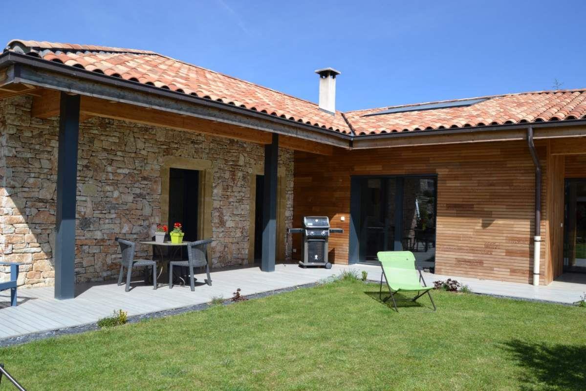 Fabricant de maison à ossature bois passive sur-mesure en Luberon ...