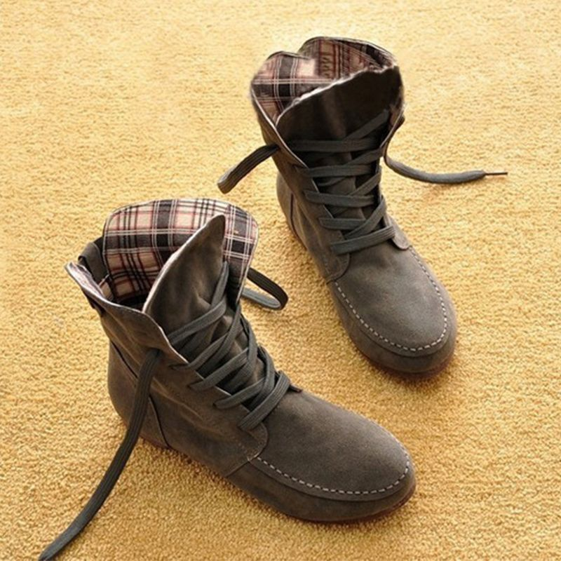To BootClassic Suede Lace-Up Boots W1q8MQs