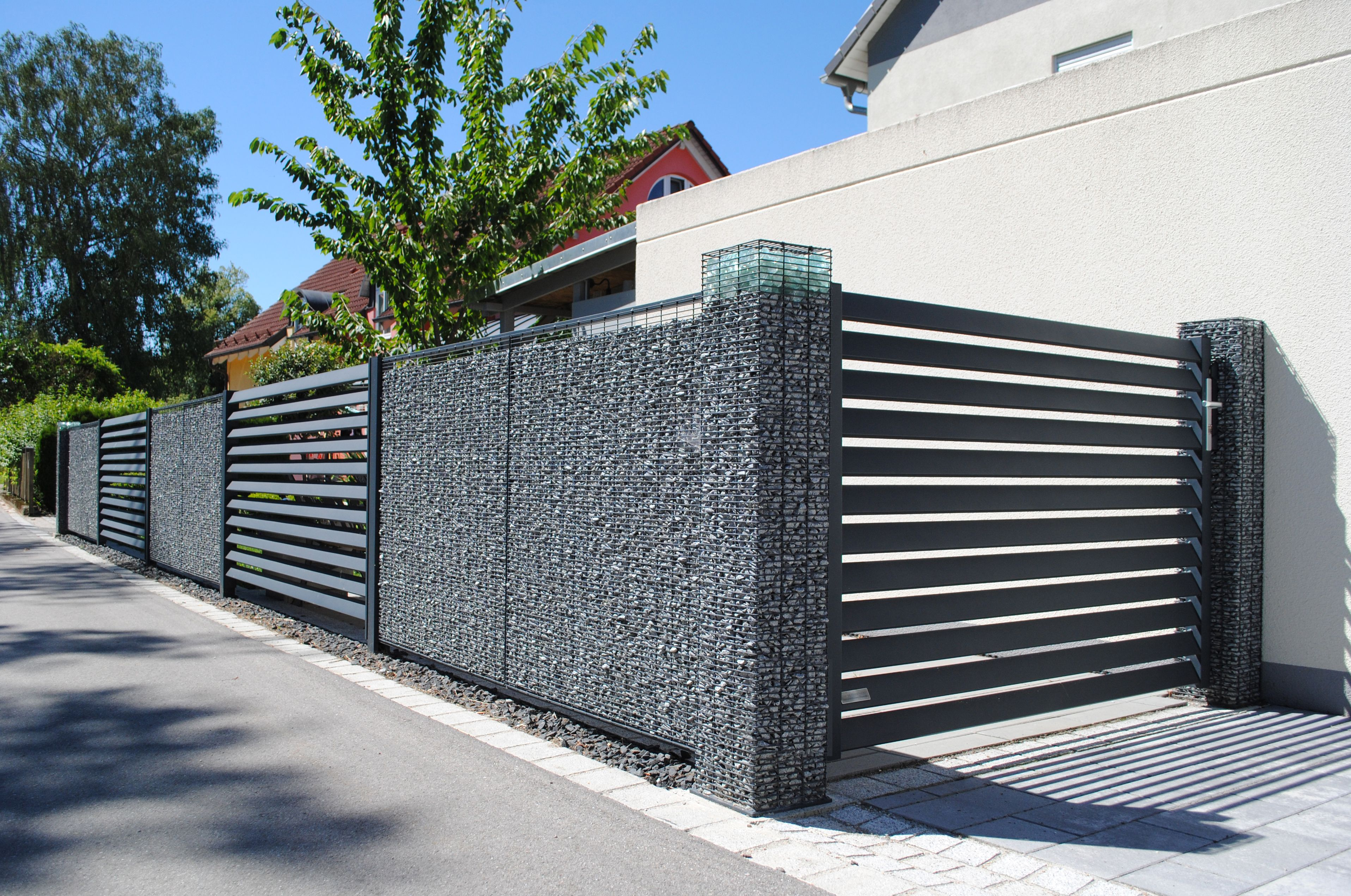 Hersteller Von Zaunen Aus Polen Zaune Metall Metallzaun Gabionen