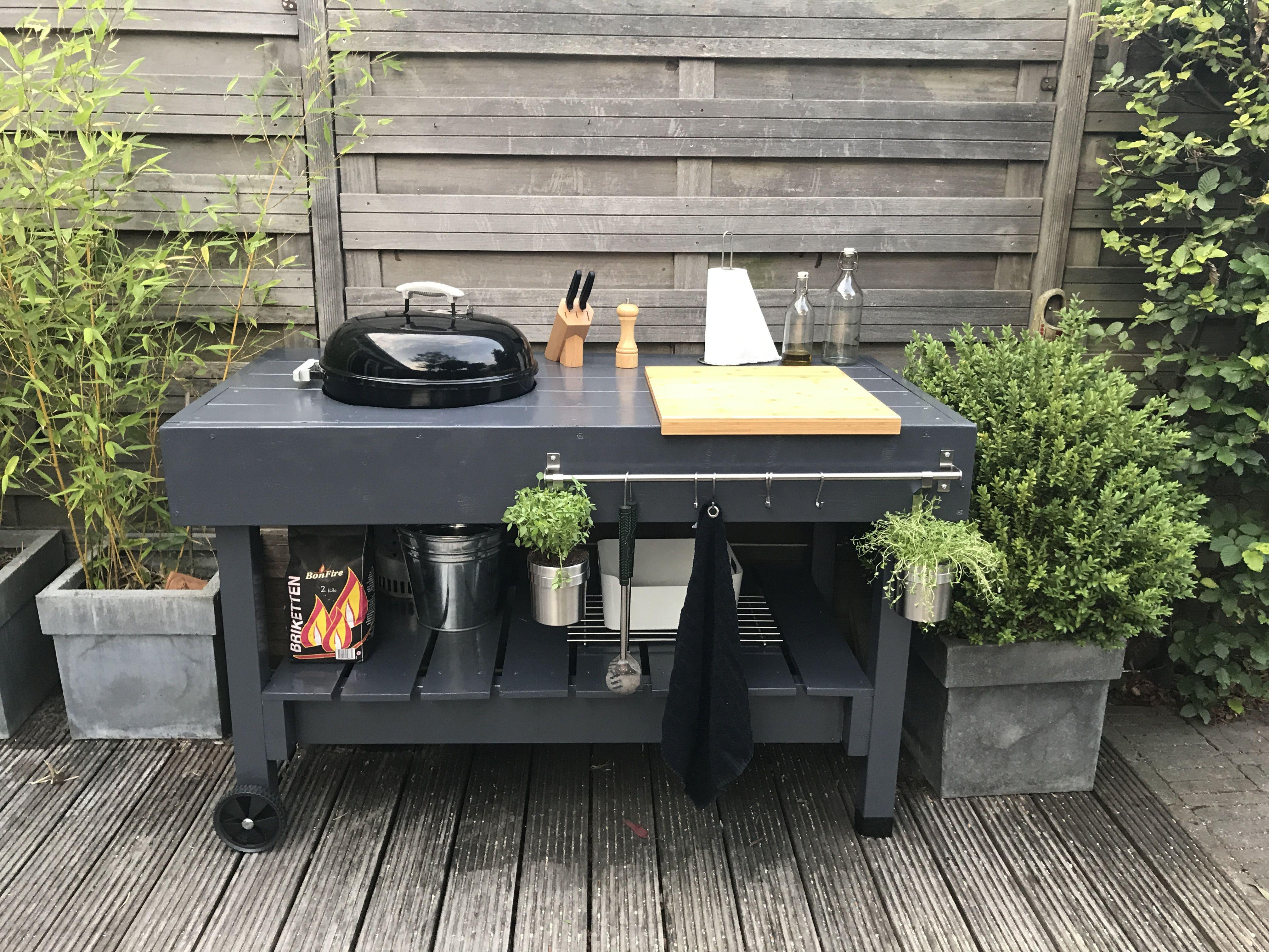 Outdoorküche weber bbq : Weber bbq station outdoorküche projekte und bau
