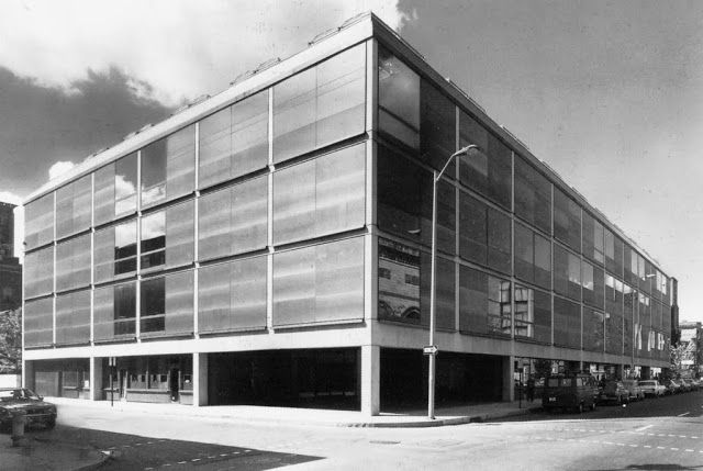 Yale Center for British Art, New Haven, by Louis Kahn | 霍普 ...