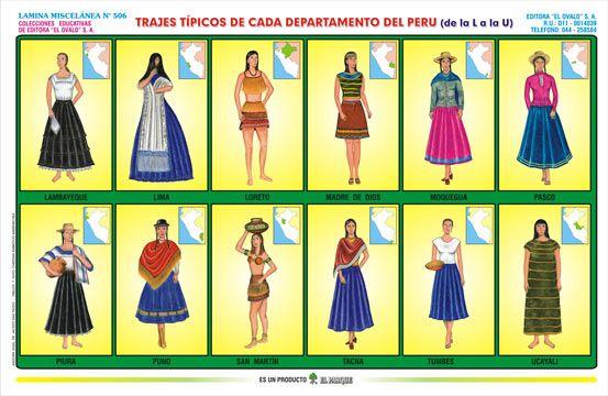 Dibujos para colorear trajes típicos del mundo - Imagui ...