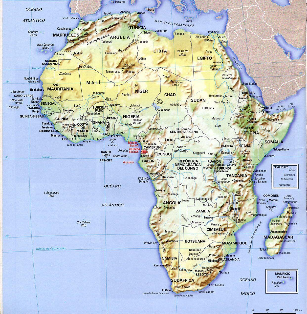 lengua africano