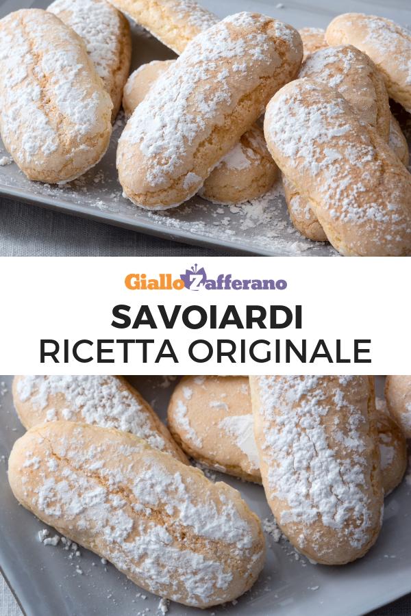 Ricetta Savoiardi Prova Del Cuoco.Savoiardi Ricetta Ricette Ricetta Savoiardi Pasti Italiani