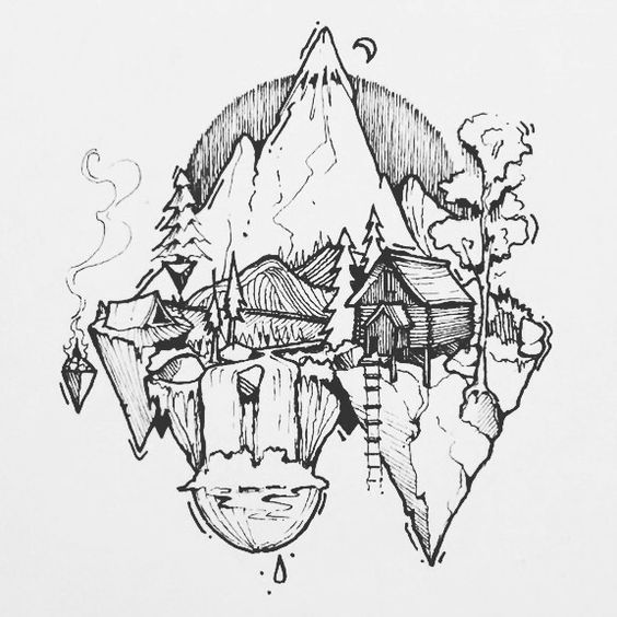 111 Cool Things to Draw|Drawing Ideas For An Adventurer`s