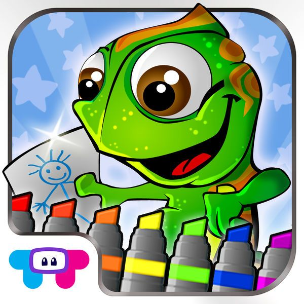 Download IPA APK Of Kids Coloring Book Draw Color Paint Studio For Free