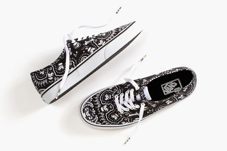 384a799788 Vans x  Star Wars  Classics and Apparel Collection