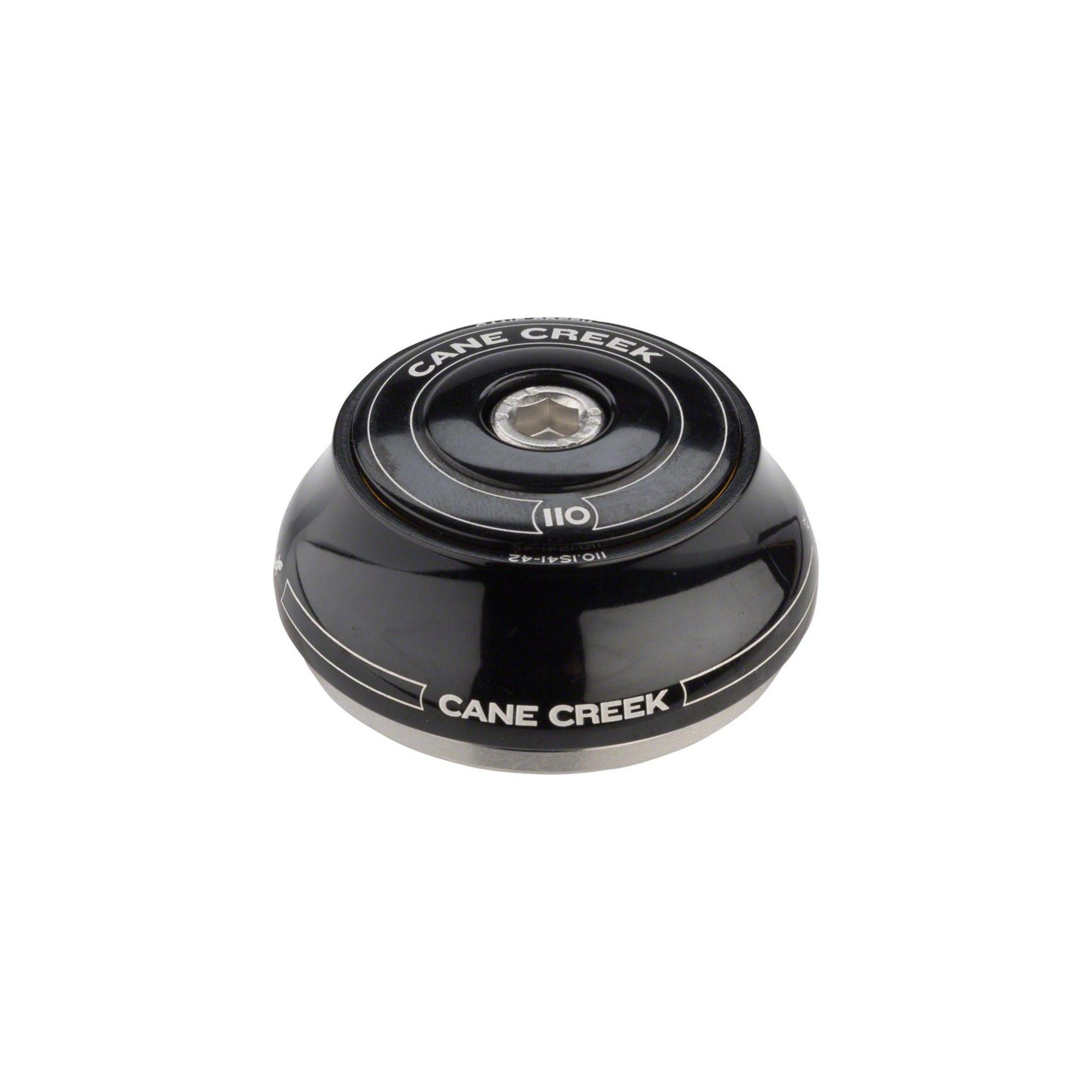 New Cane Creek 110 IS42//28.6 Tall Cover Top Headest Black