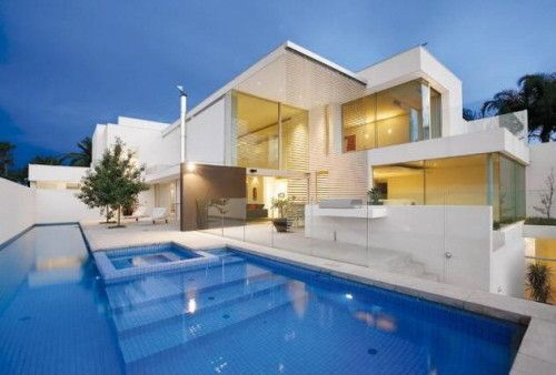 Maison Super Belle maison de reve | modern house | pinterest | house design, house et