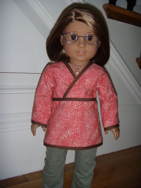 Kimono Tunic Tutorial