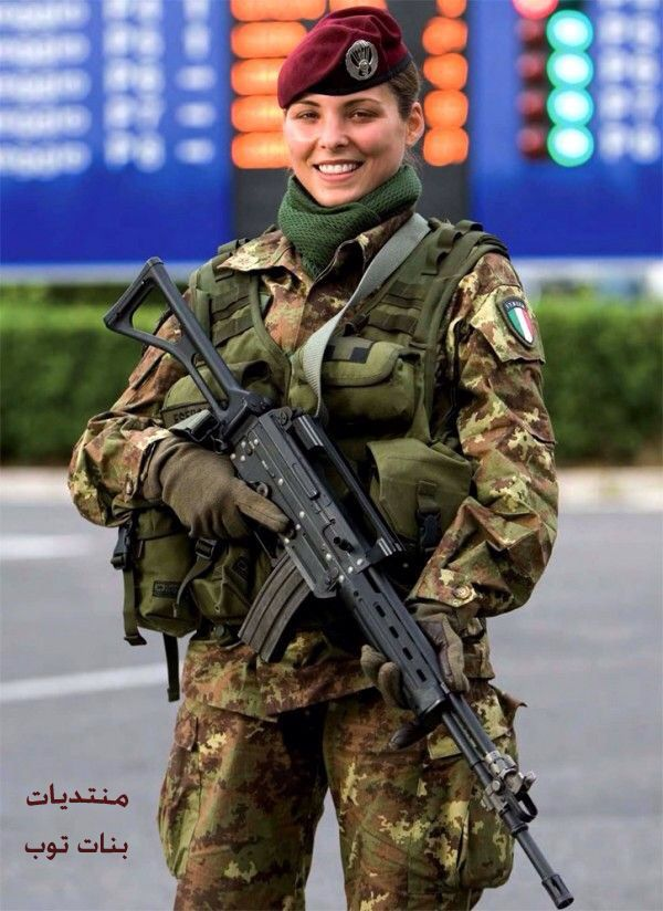 صور بنات عسكرية صور ملابس جيش شابات في الجيش Female Soldier Military Girl Military Women