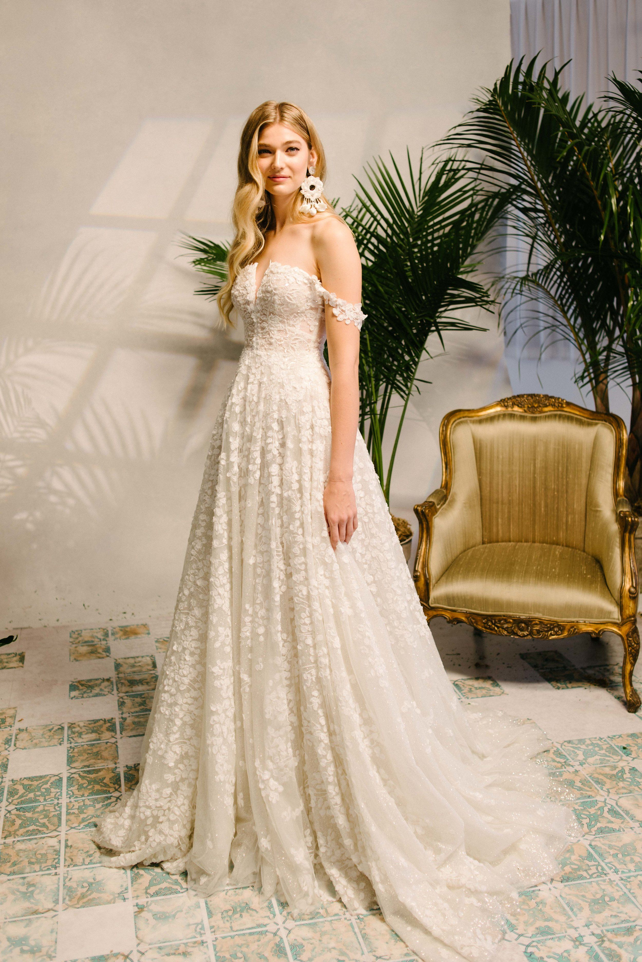 First look allegria the new galia lahav couture collection in