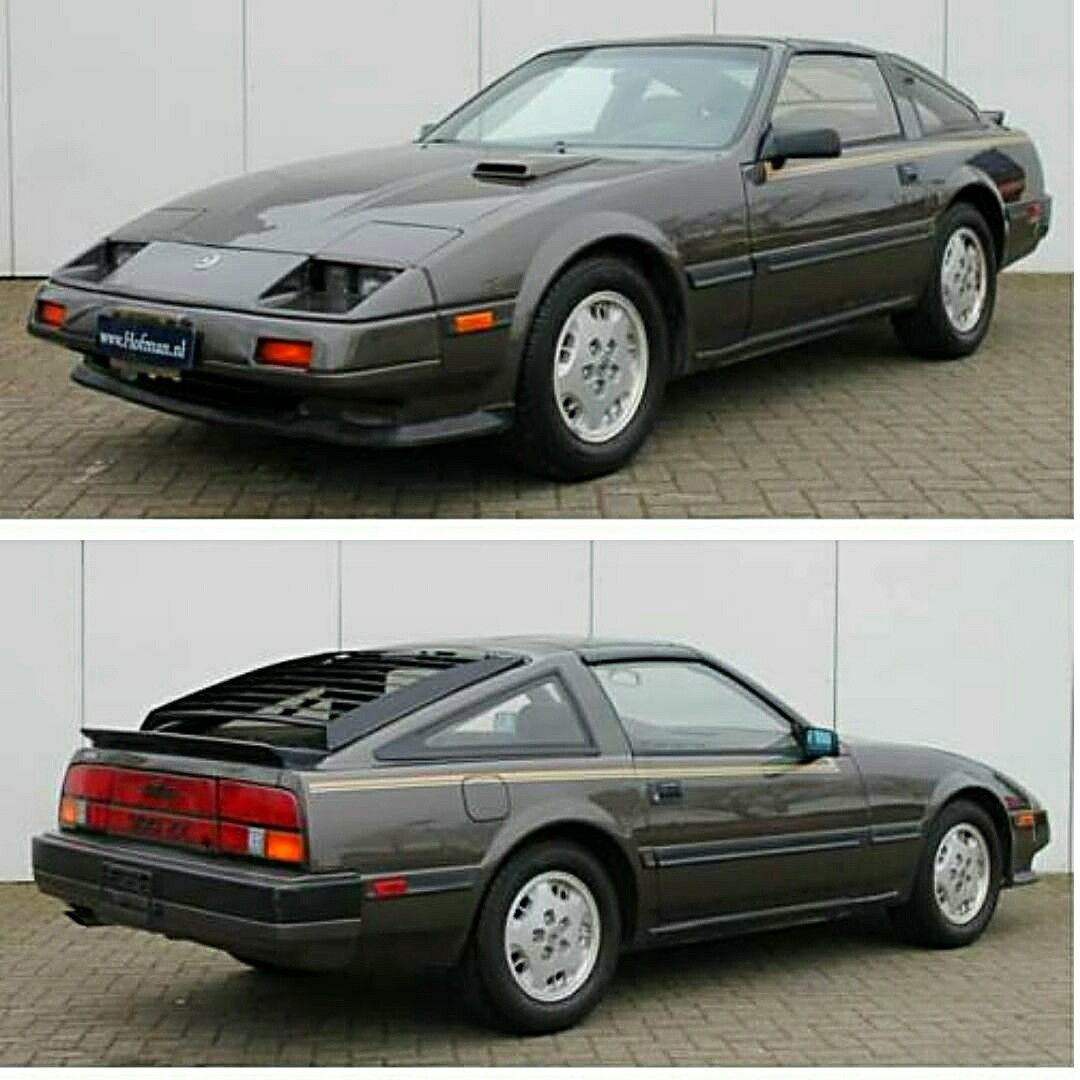 1985 Nissan 300 Zx Turbo