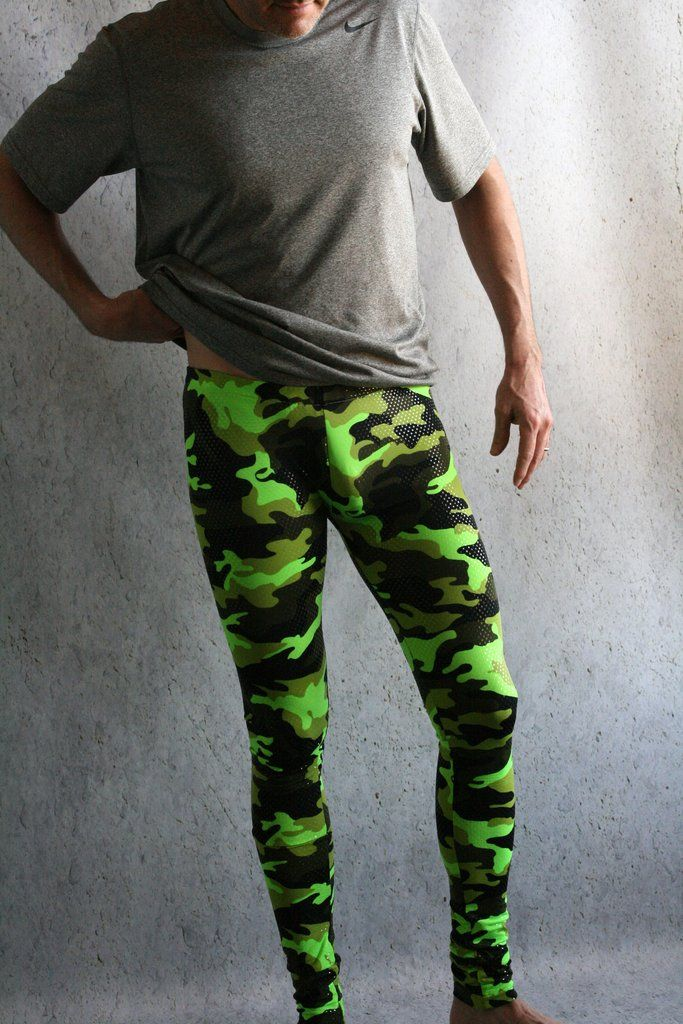 GreenStyle Mandex PDF Sewing Pattern- Tights for Men sizes S-XXXL