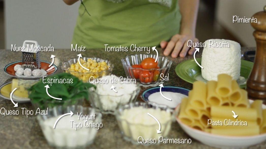 ¿Te gusta la gastronomía italiana? Entonces no puedes dejar de probar los canelones rellenos de la #PataCook.