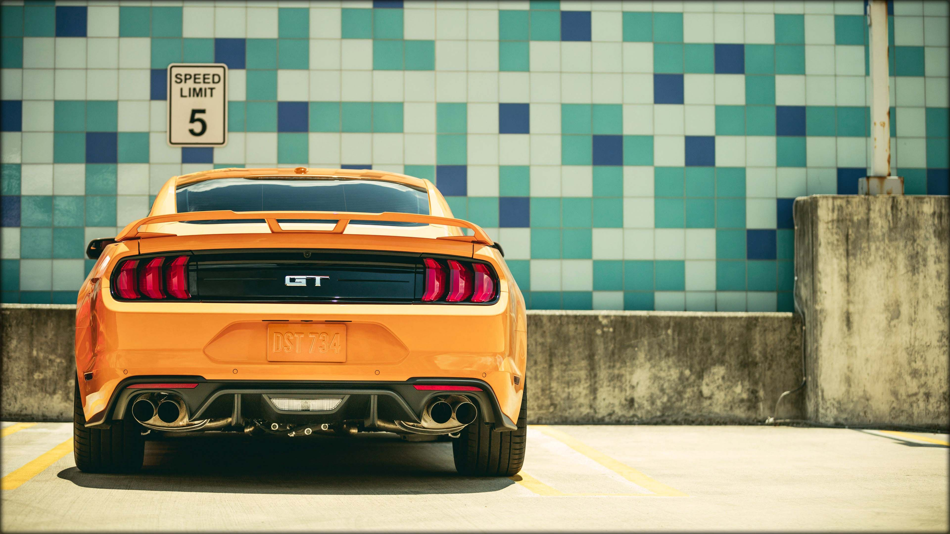 Image For Design Exterior 2018 Ford Mustang Gt Fastback Sports Car 4k 3 Ford Mustang Gt Ford Mustang Ford Mustang Car