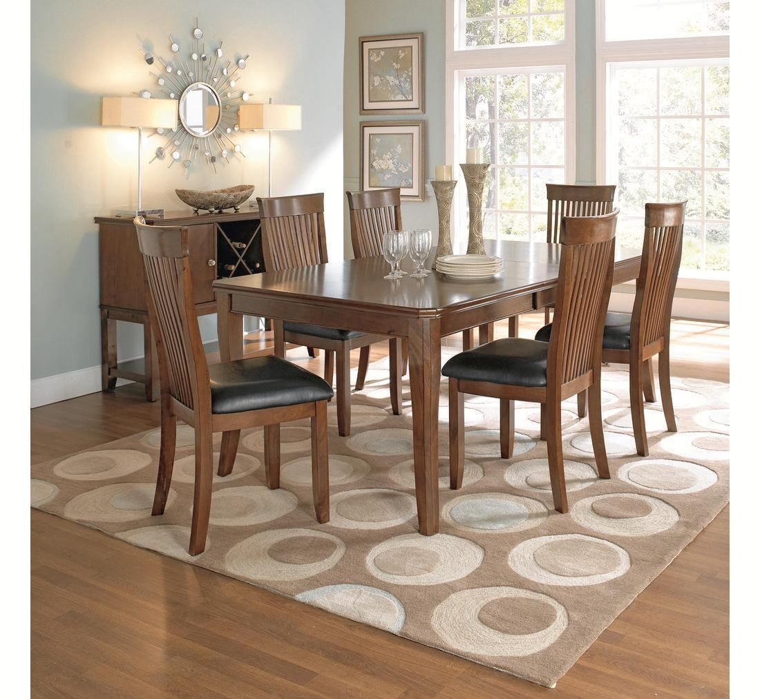 Newberry 5pc Dining Set Badcock &more Furniture, Home
