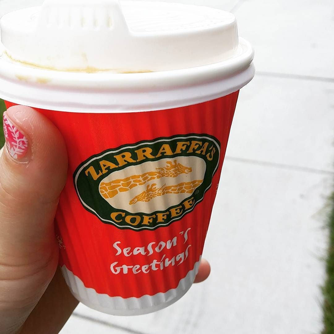 Suzi On Instagram Buying A Hot Coffee Purely Based On The Fact That The Christmas Cups Are Out Zarraffas Coffee Coffeehol Christmas Cups Hot Coffee Coffee