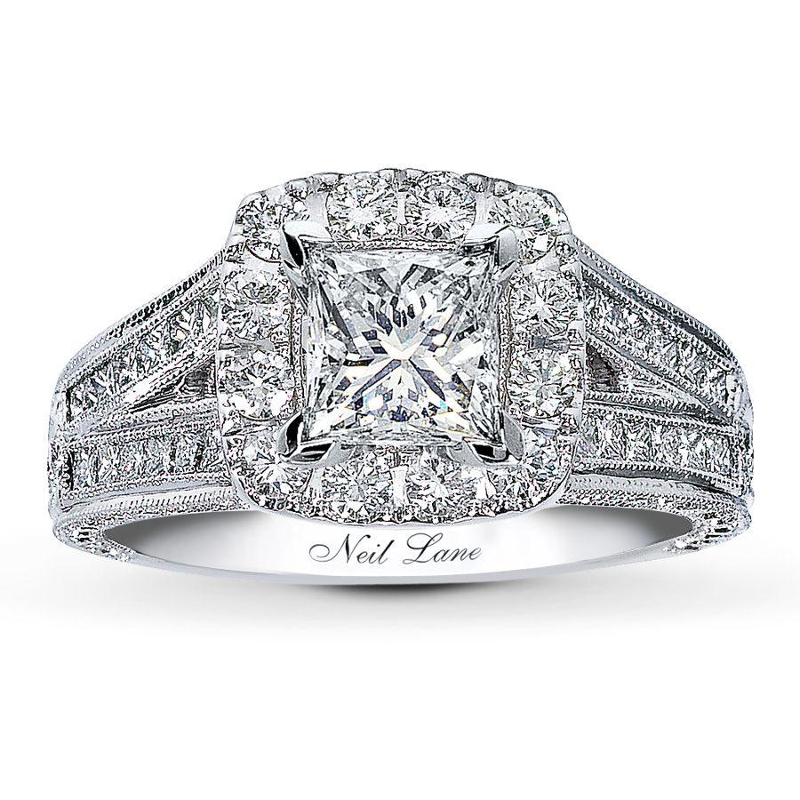 Neil Lane Diamond Ring Diamond Jared The Galleria Of