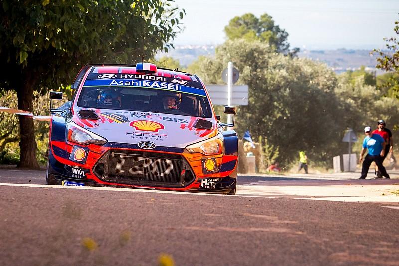Loeb remporte le Rallye du Var 2019, mais peine à s'en