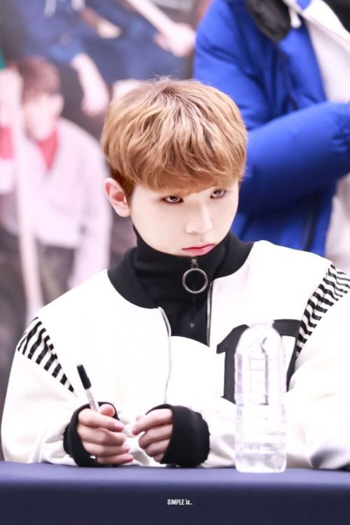 Woozi 우지 || Lee Jihoon 이지훈 || Seventeen || 1996 || 164cm || Lead Vocal