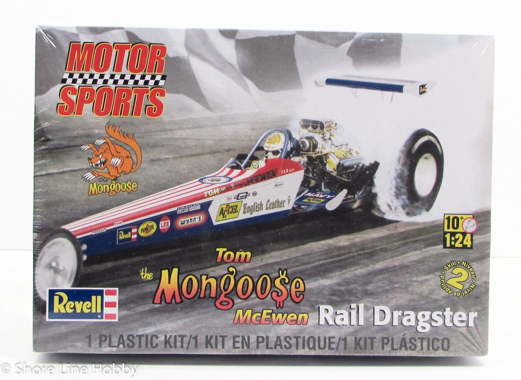 Image result for revell mongoose dragster