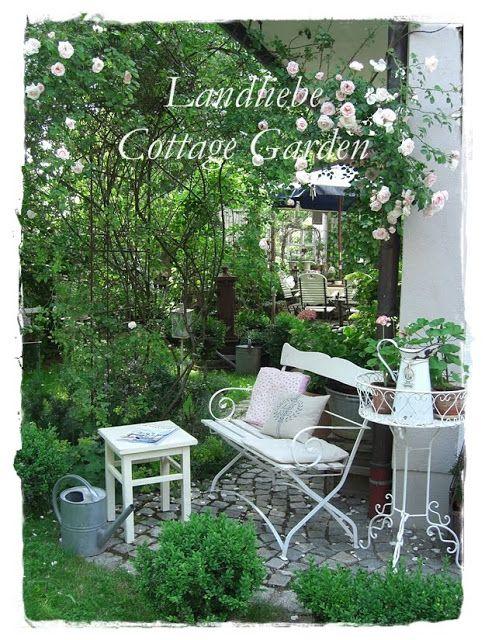 landliebe cottage garden danke garden garten pinterest garten cottage garten und. Black Bedroom Furniture Sets. Home Design Ideas