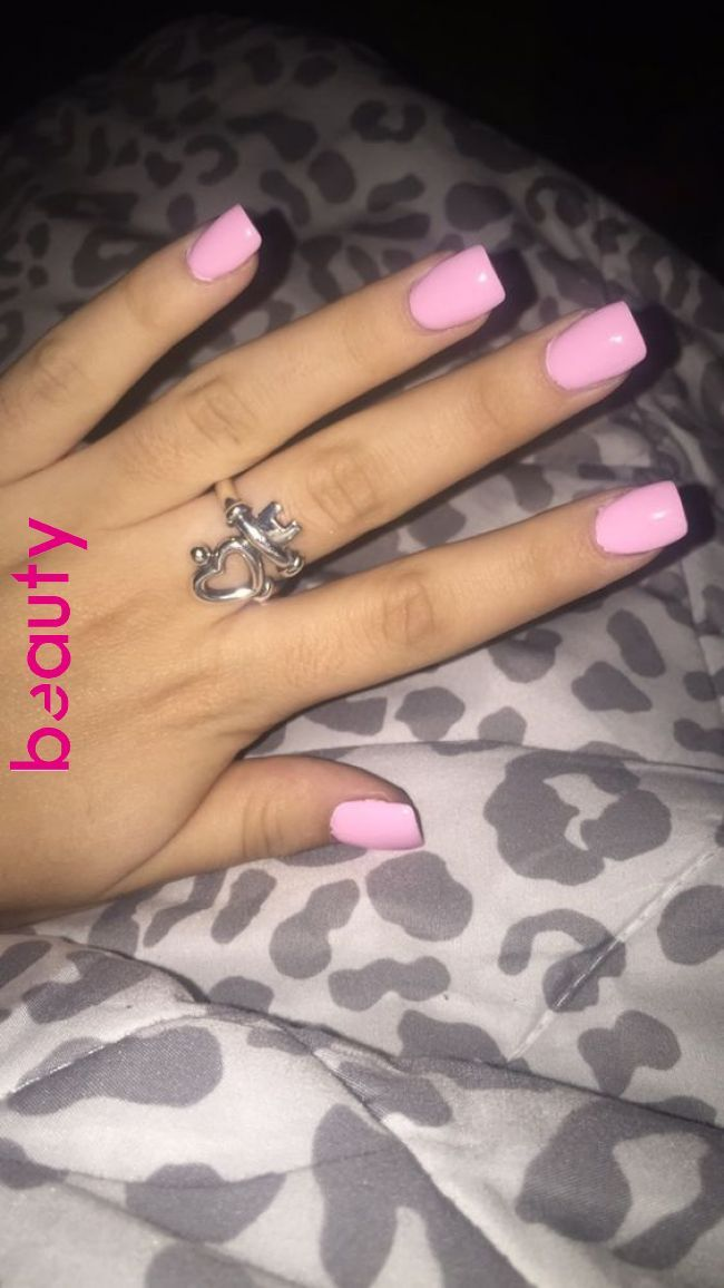 45 Short Square Acrylic Nail Designs The Cutest Nail Designs For