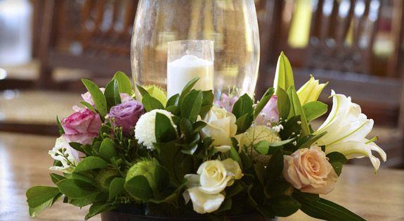 Flower Arrangements For Rehearsal Dinner Tables Dinner Table Flower Arrangement Sogan Wedding Table Flower Arrangements Table Flowers Flower Arrangements