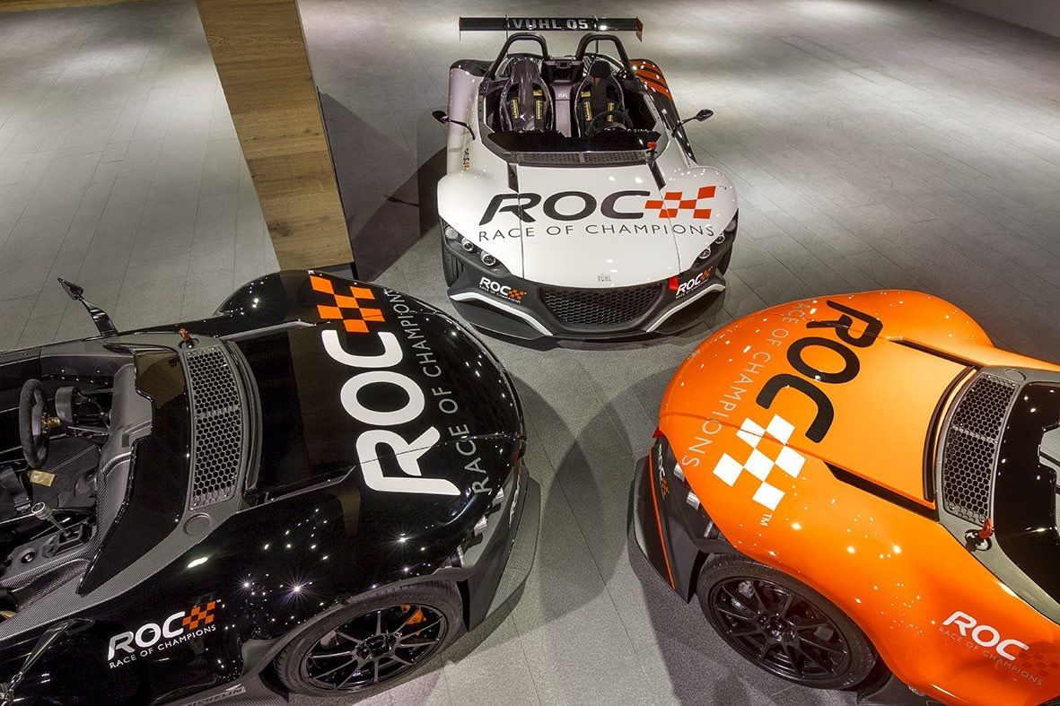 Vuhl 05 will be one of the next car of the ROC MIAMI
