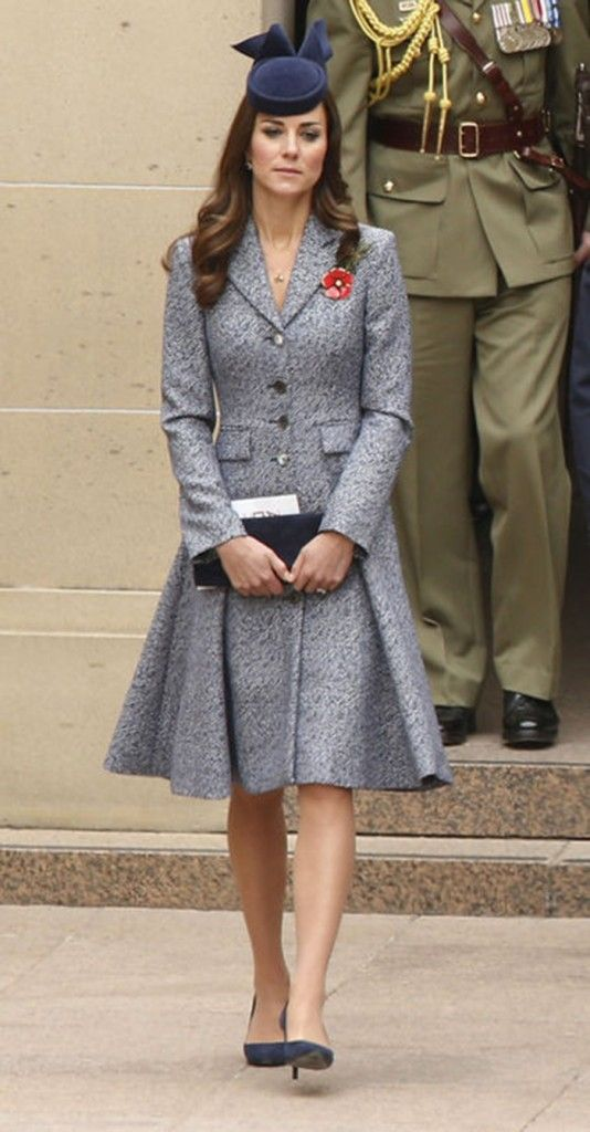 kate middleton – michael kors coat