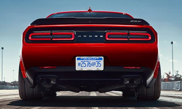 dodge challenger srt demon 2017 preis motor neue. Black Bedroom Furniture Sets. Home Design Ideas