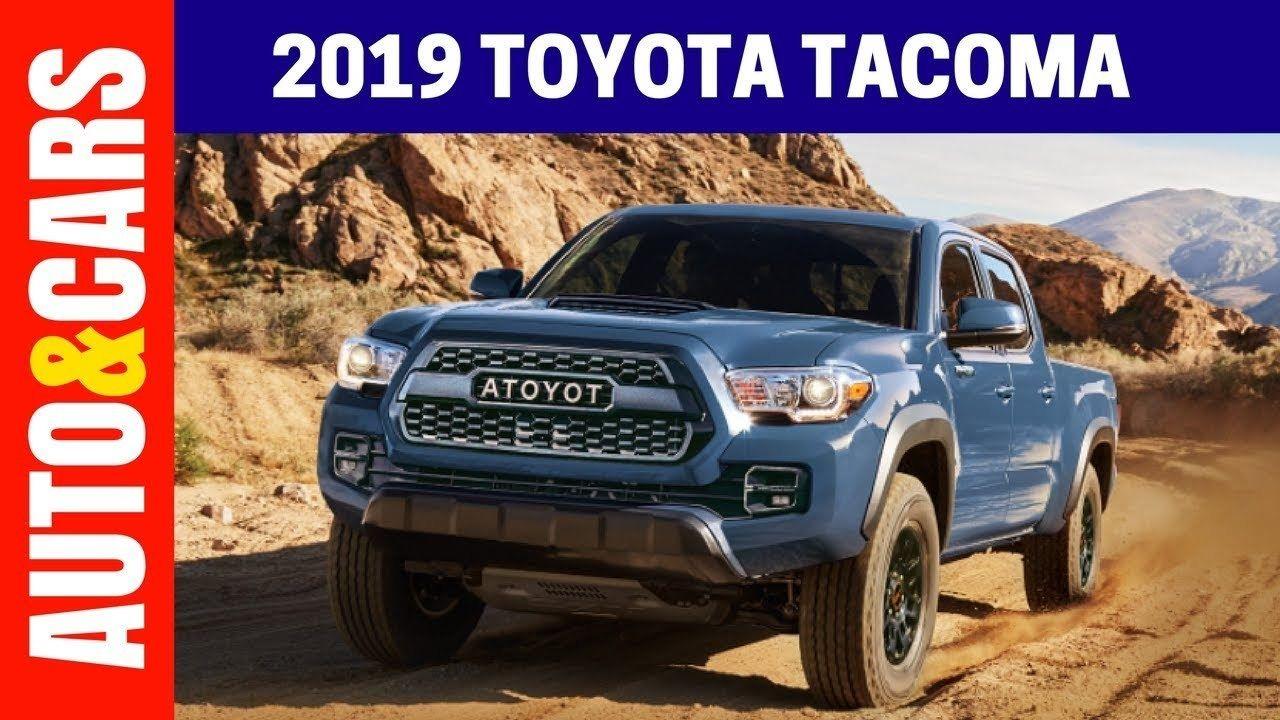 2019 Toyota Exterior Car Performance Toyota