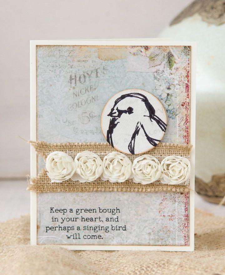 Card Making Tips Ideas Part - 50: Guest Artist Jo West Shares Her Card-making Tips Inside Take Ten.