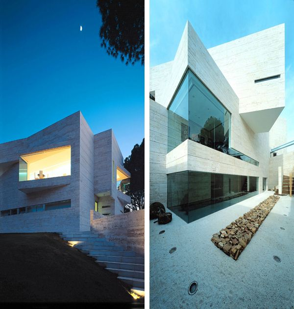 Delightful House · A Cero Architects, Home Outside Madrid. Design